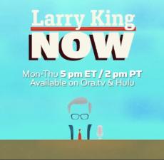 Larry King Now - Ora TV