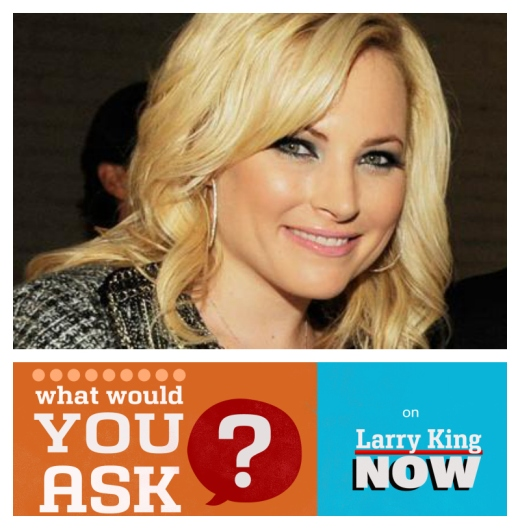 Meghan Mccain On Gay Marriage: Larry King Now Articles