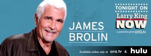"James Brolin on ""Larry King Now"""