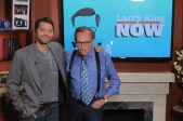"Misha Collins on ""Larry King Now"""
