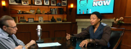 Terrence Howard on Larry King