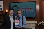 "Scott Reich on ""Larry King Now"""