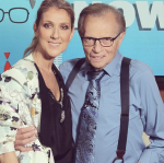 Larry King Celine Dion