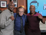 Larry King Mike Tyson Holyfield