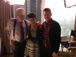 James Marsden & Meagan Good on Larry King Now
