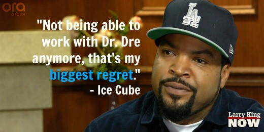 Ice Cube on Larry King Now