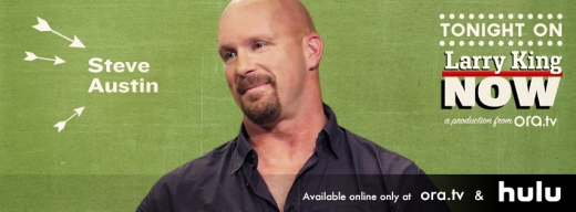 Steve Austin on Larry King Now