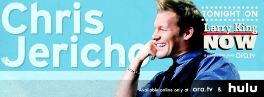 Chris Jericho on Larry King Now