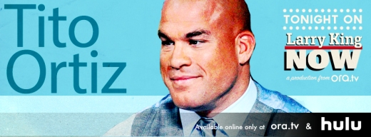 Tito Ortiz on Larry King Now