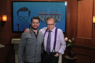 Jack Osbourne on Larry King Now - 2/12/2014