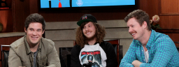 #Workaholics: Anders Holm, Adam DeVine, & Blake Anderson on Larry King Now - 2/24/2014