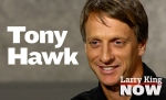 Tony Hawk on Larry King Now - 2/27/2014