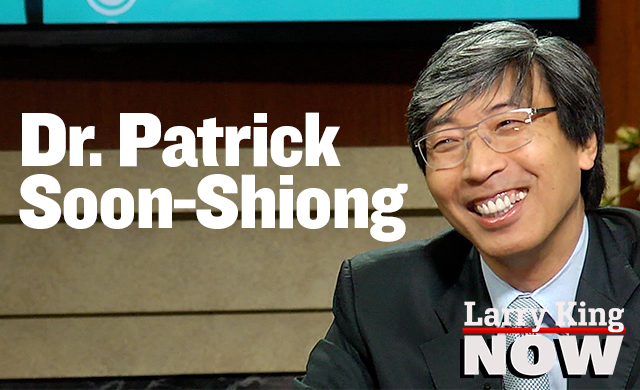 Dr. Patrick Soon-Shiong on 'Larry King Now' - 3/12/2014